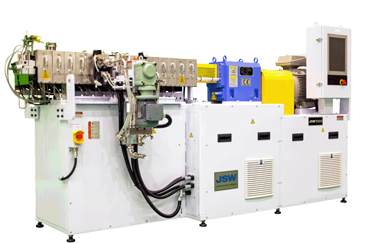 Compounding Extruders